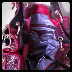 Handbags - Hobo leather bag